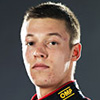 Photo of D. Kvyat